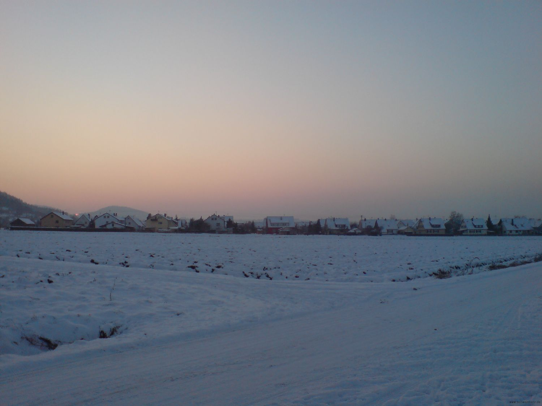 Winter in Kiebingen
